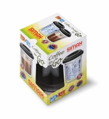 Termo hrnček coffe to GO, SIMAX, 300ml